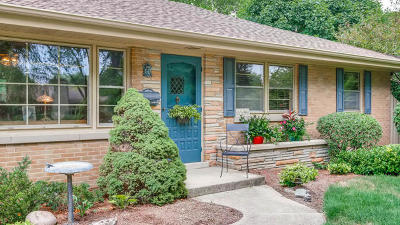 Wheaton Single Family Home For Sale: 910 Greenwood Drive