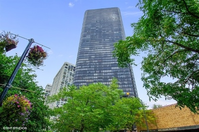Cook County Condo/Townhouse New: 5415 North Sheridan Road #1006