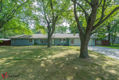 Plainfield Single Family Home New: 16413 South Howard Street