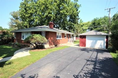 Villa Park Single Family Home New: 12 East Oak Street