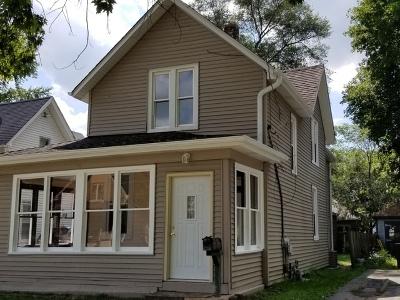 Elgin Single Family Home New: 328 Jewett Street