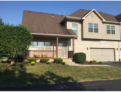 Lockport Condo/Townhouse New: 1244 Lacoma Drive