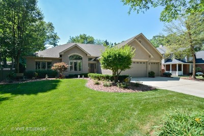 Palos Heights Single Family Home Price Change: 11938 South 68th Court