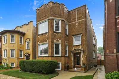 Multi Family Home For Sale: 5819 North Campbell Avenue