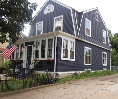 Elgin Single Family Home New: 14 South Channing Street