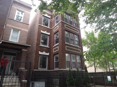 Chicago IL Multi Family Home For Sale: $189,000