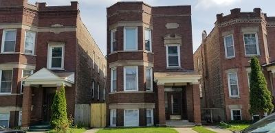 Cicero Multi Family Home For Sale: 4829 West 23rd Street
