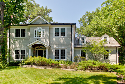 Lake Forest Single Family Home For Sale: 358 Oakdale Avenue