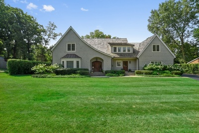 Lake Forest Single Family Home For Sale: 325 Glenwood Road
