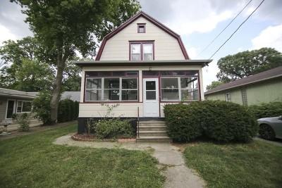 Elgin Single Family Home New: 1420 Kaskaskia Avenue