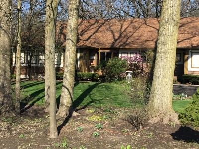 Elburn Single Family Home Price Change: 4n515 Deerslayer Drive