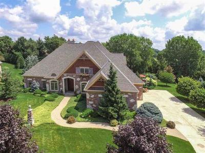 Rockford Single Family Home New: 6344 Tuscany Circle