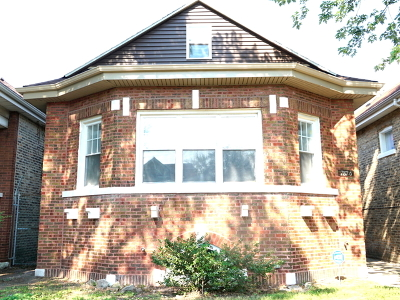 Chicago IL Single Family Home New: $217,000