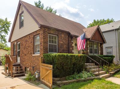 Brookfield Single Family Home Price Change: 8517 Rockefeller Avenue
