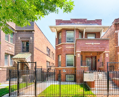 Chicago Multi Family Home For Sale: 6819 Indiana Avenue