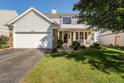 Aurora IL Single Family Home Re-Activated: $285,000