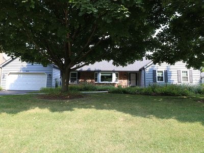 Algonquin Single Family Home For Sale: 1450 Spring Hill Drive