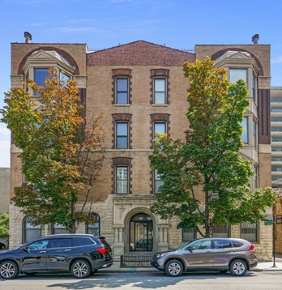Condo/Townhouse For Sale: 747 North Sedgwick Street #4RN