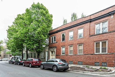 Condo/Townhouse New: 1001 West Altgeld Street #3
