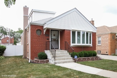 Chicago IL Single Family Home New: $189,000