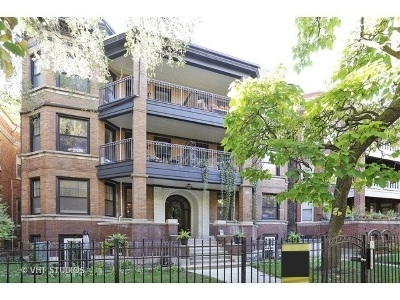 Cook County Condo/Townhouse New: 5434 North Winthrop Avenue #1N