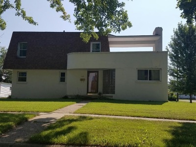 Ogle County Single Family Home New: 703 North 12th Street