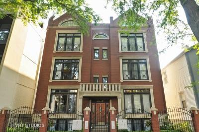 Condo/Townhouse For Sale: 869 North Marshfield Avenue #1S
