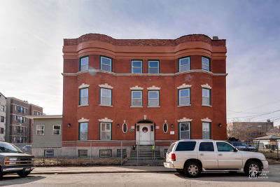 Chicago Single Family Home New: 4800 South Champlain Avenue