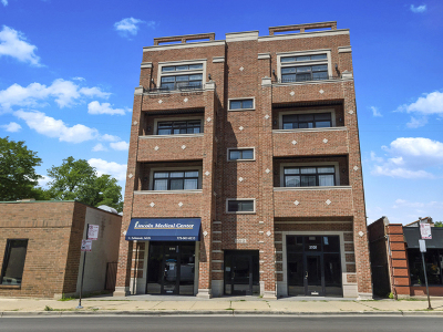 Condo/Townhouse New: 5106 North Lincoln Avenue #3