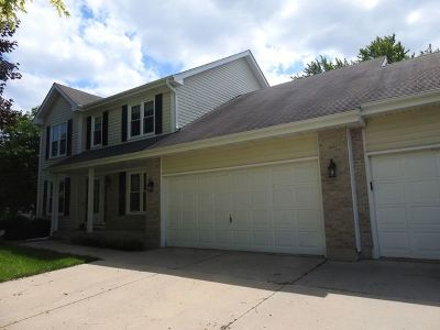 Crystal Lake Single Family Home Price Change: 950 Barlina Road