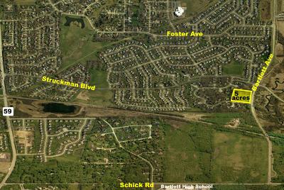 Bartlett Residential Lots & Land New: North West Keim Trail & Bartlett Avenue