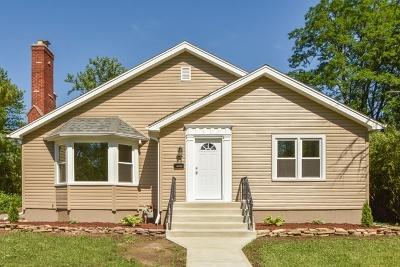 Homewood Rental New: 18523 Perth Avenue
