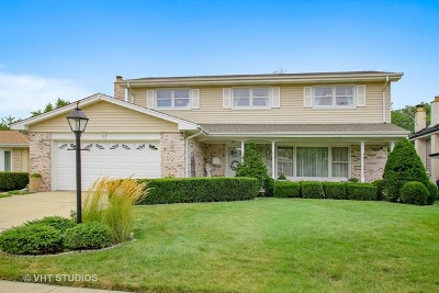 Mount Prospect Single Family Home For Sale: 1014 South Beechwood Drive