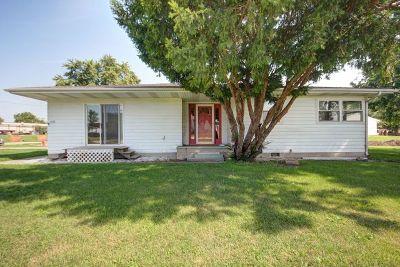 Leroy Single Family Home For Sale: 430 South Chestnut Street