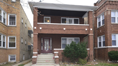 Chicago Multi Family Home New: 4827 North Kedvale Avenue