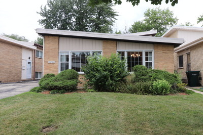 Wilmette Single Family Home New: 2936 Greenleaf Avenue