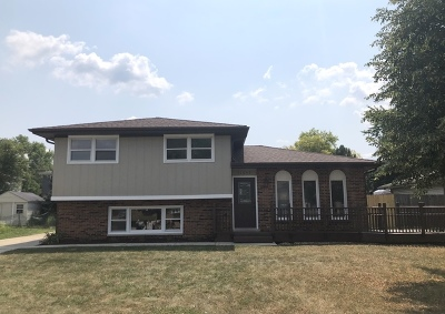 Mokena IL Single Family Home New: $274,500