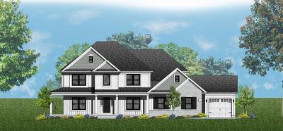 Mc Henry County Single Family Home New: Lot 19 Belfield Road