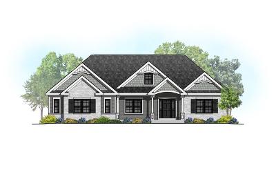 Mc Henry County Single Family Home New: Lot 23 Belfield Drive