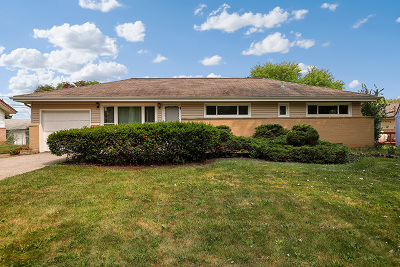 Hoffman Estates Single Family Home New: 505 Decatur Street