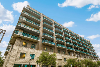 Condo/Townhouse Contingent: 910 West Madison Street #402