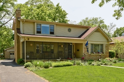 Flossmoor Single Family Home New: 2310 Hutchison Road