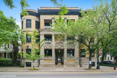 Condo/Townhouse New: 2351 North Cleveland Avenue #2N