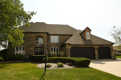 Orland Park IL Single Family Home New: $439,900