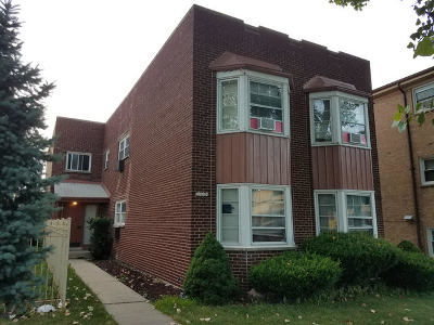 Chicago Multi Family Home New: 7314 North Harlem Avenue