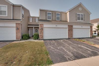 Oswego Condo/Townhouse New: 495 Brookside Drive