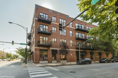 Chicago Condo/Townhouse New: 1 South Leavitt Street #209