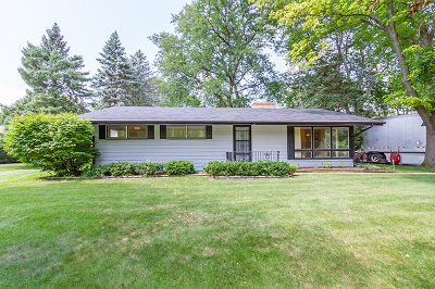 Elgin Single Family Home New: 962 Oakdale Drive