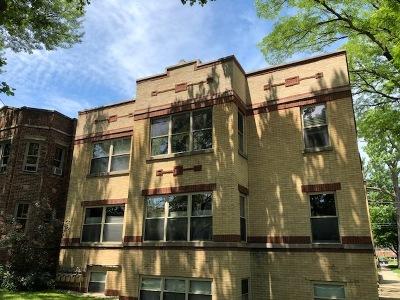 Chicago Condo/Townhouse New: 6766 North Onarga Avenue #1E