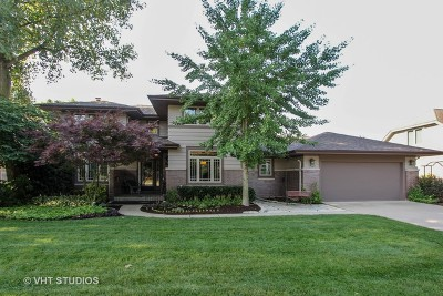 Palatine Single Family Home For Sale: 1467 West Autumn Road